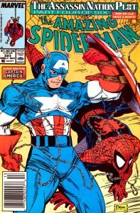 Amazing SpiderMan 323