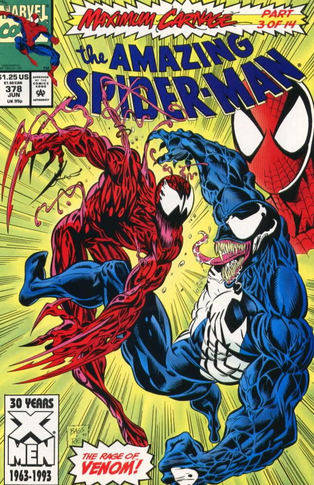 Remembrance Of Comics Past Maximum Carnage