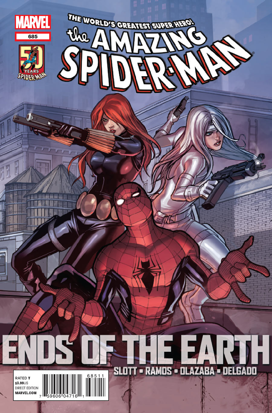 Ends of the Earth | Spider-Man Wiki | Fandom