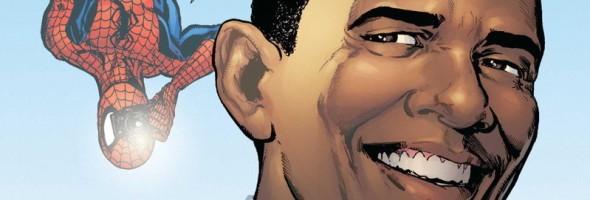 Obamaspiderman