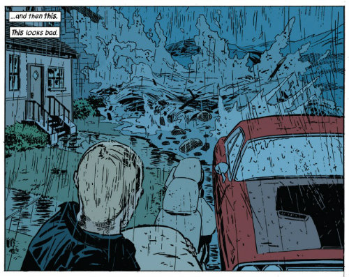Hawkeye 7 panel