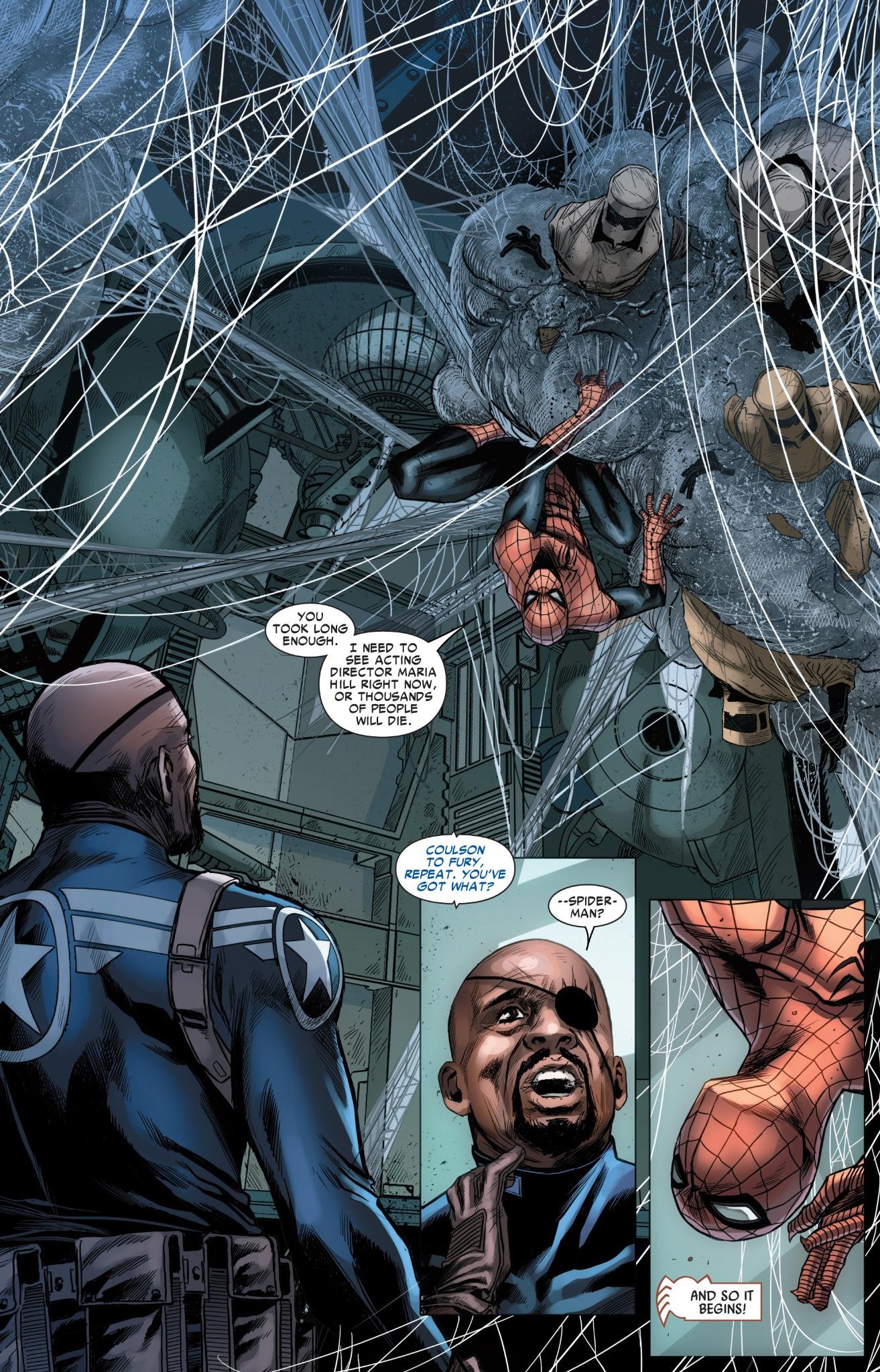 Marvel Avenging Spider-Man #17 Comic Book 2013 Superior NOW