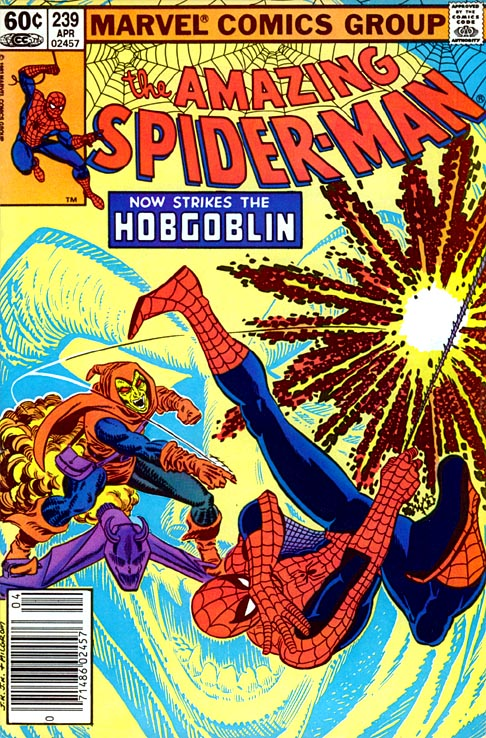 Amazing Spider-Man #239: Original Hobgoblin Saga (Part 2)