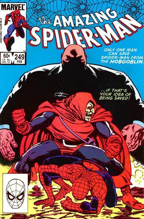 Amazing Spider-Man #249: Original Hobgoblin Saga (Part 6)