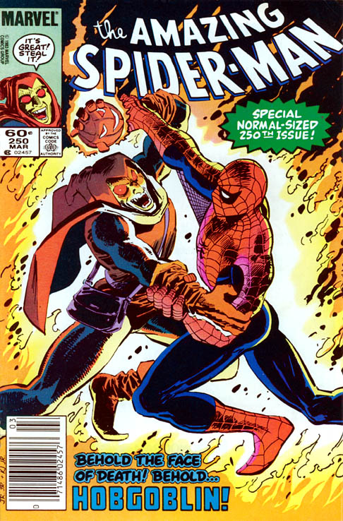 Amazing Spider-Man #250: Original Hobgoblin Saga (Part 7)