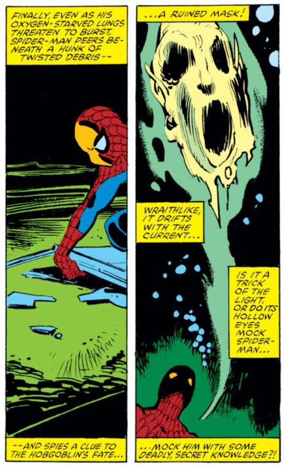 Amazing Spider-Man #251: The Original Hobgoblin Saga (Part 8)