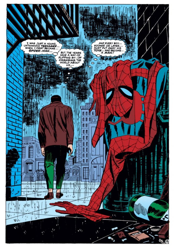 Image from Amazing Spider-Man #50