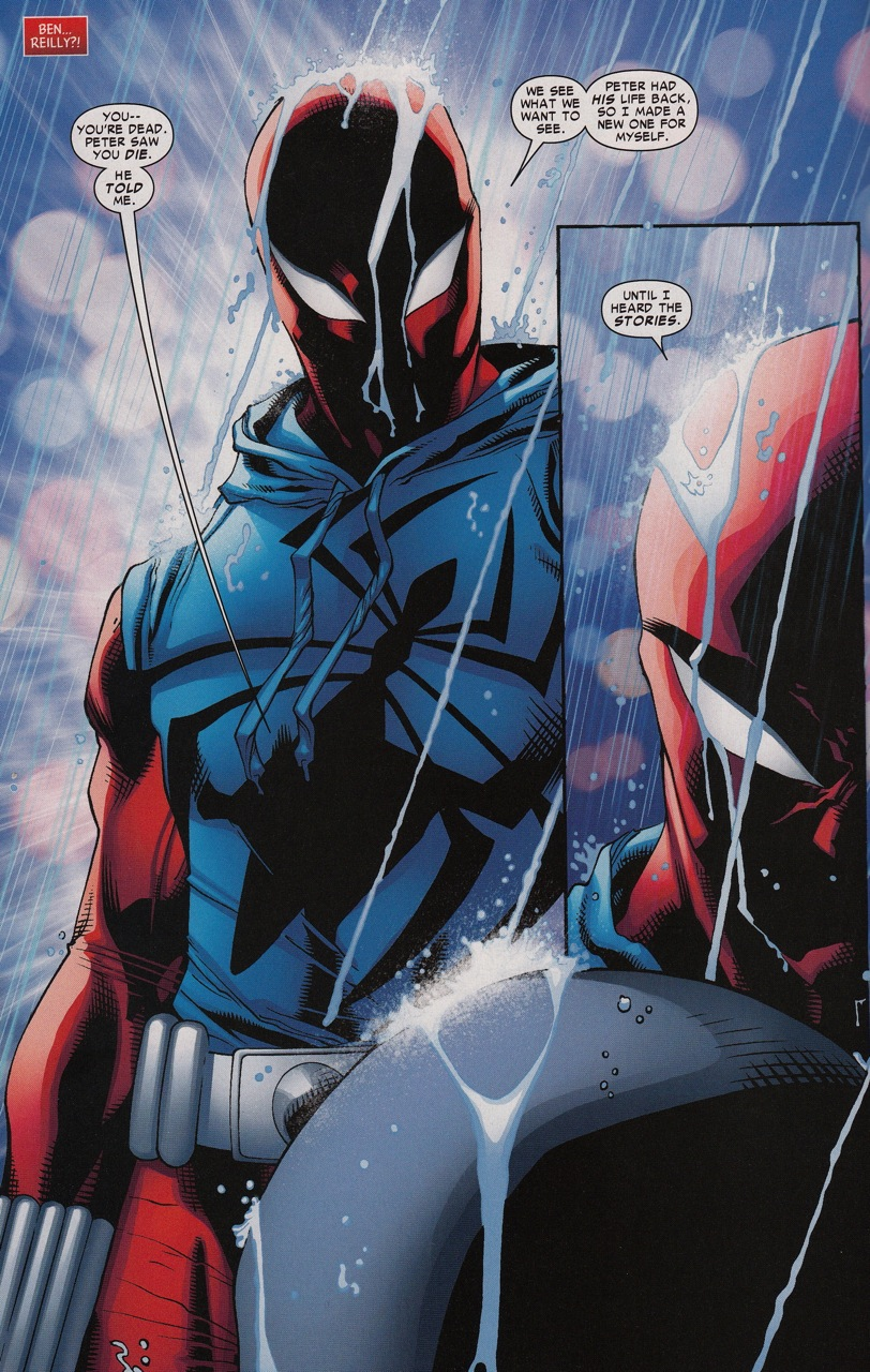 scarlet spider 21 and coming full circle