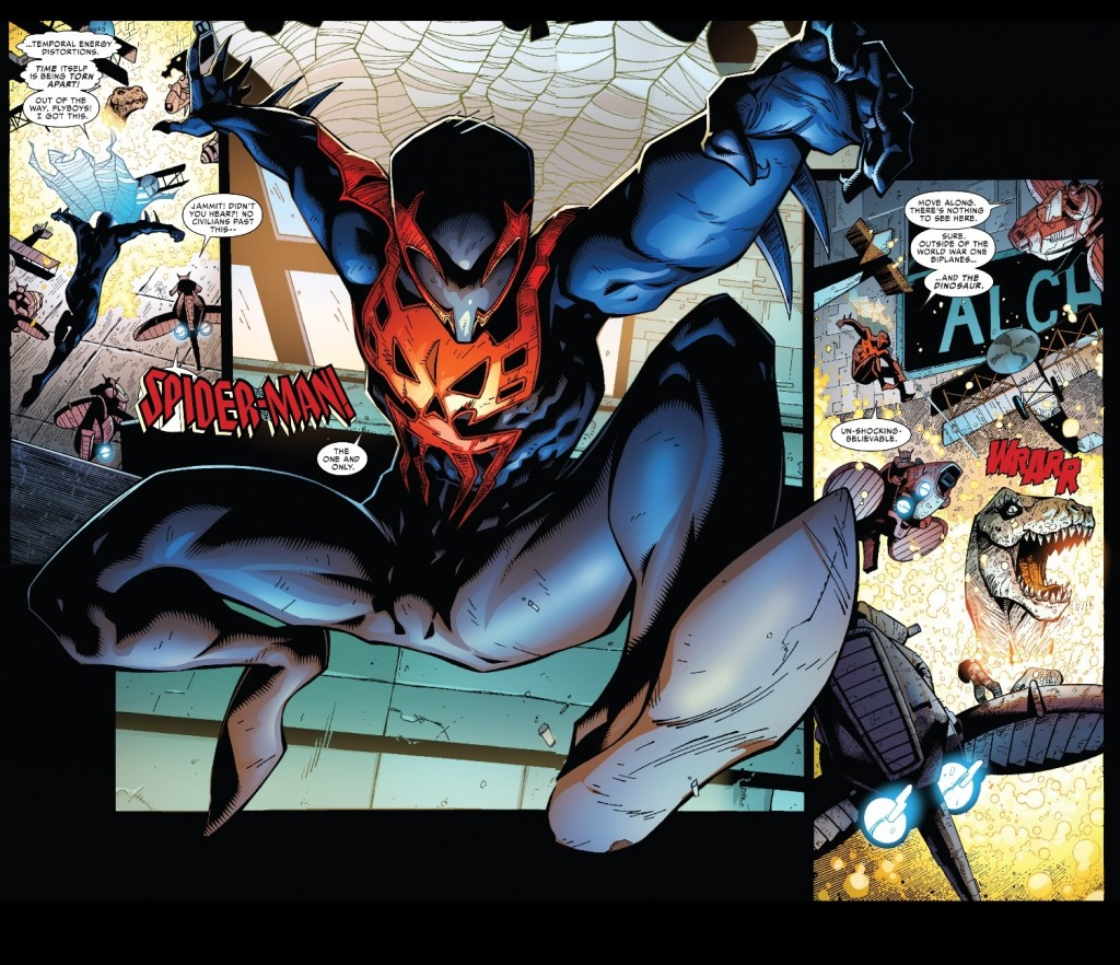 Spider-Man 2099 from Superior Spider-Man #17