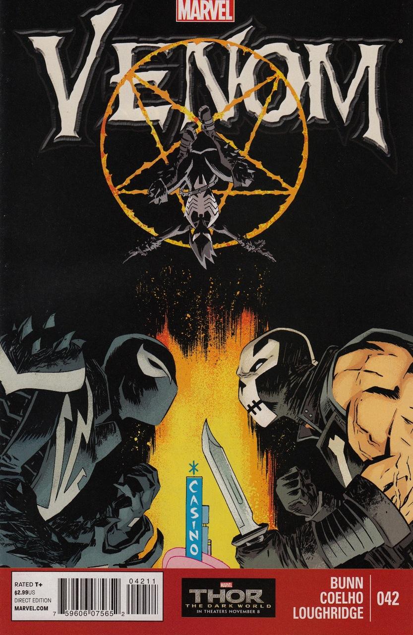Venom #42: The End