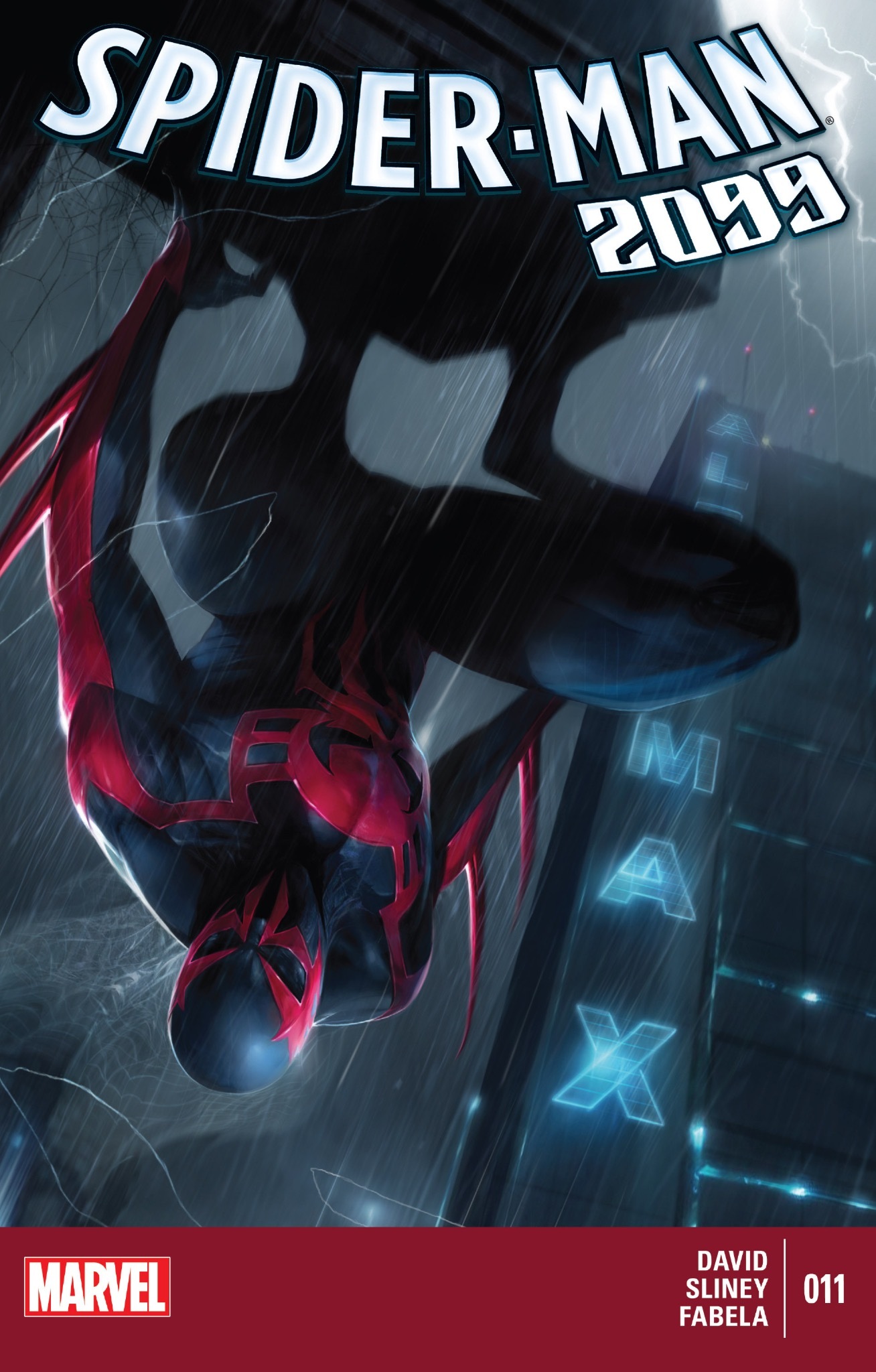 review spider man 2099 11 bringing it all back home