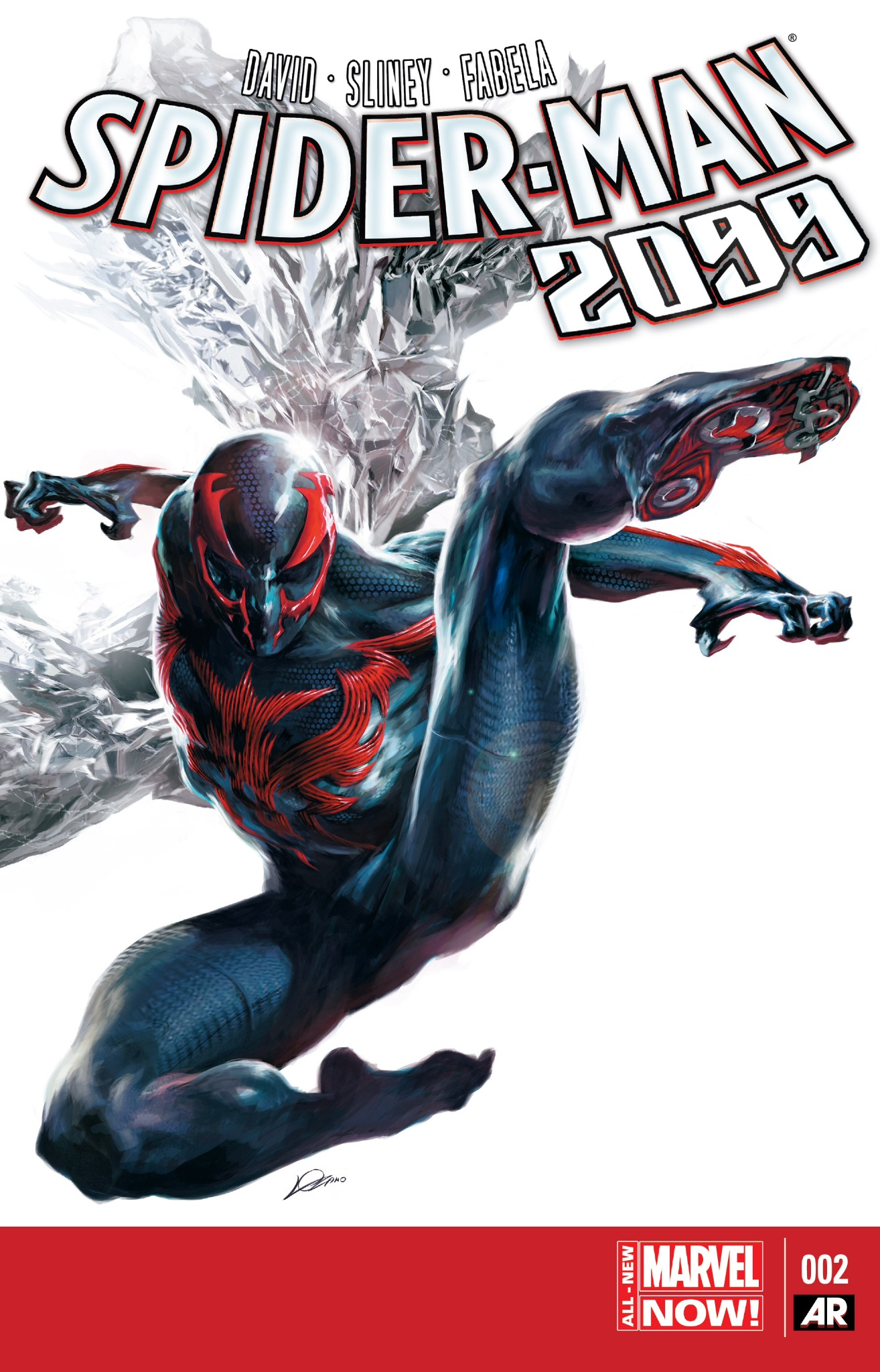 spider man 2099 2 and being funny
