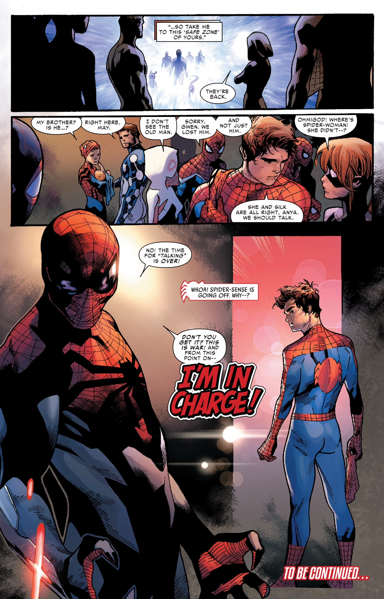 amazing spider man 10 less is still more
