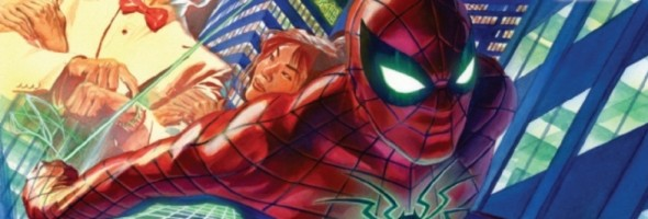 Amazing Spider-Man #1 vol. 4 cover