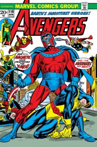 Avengers 110 cover