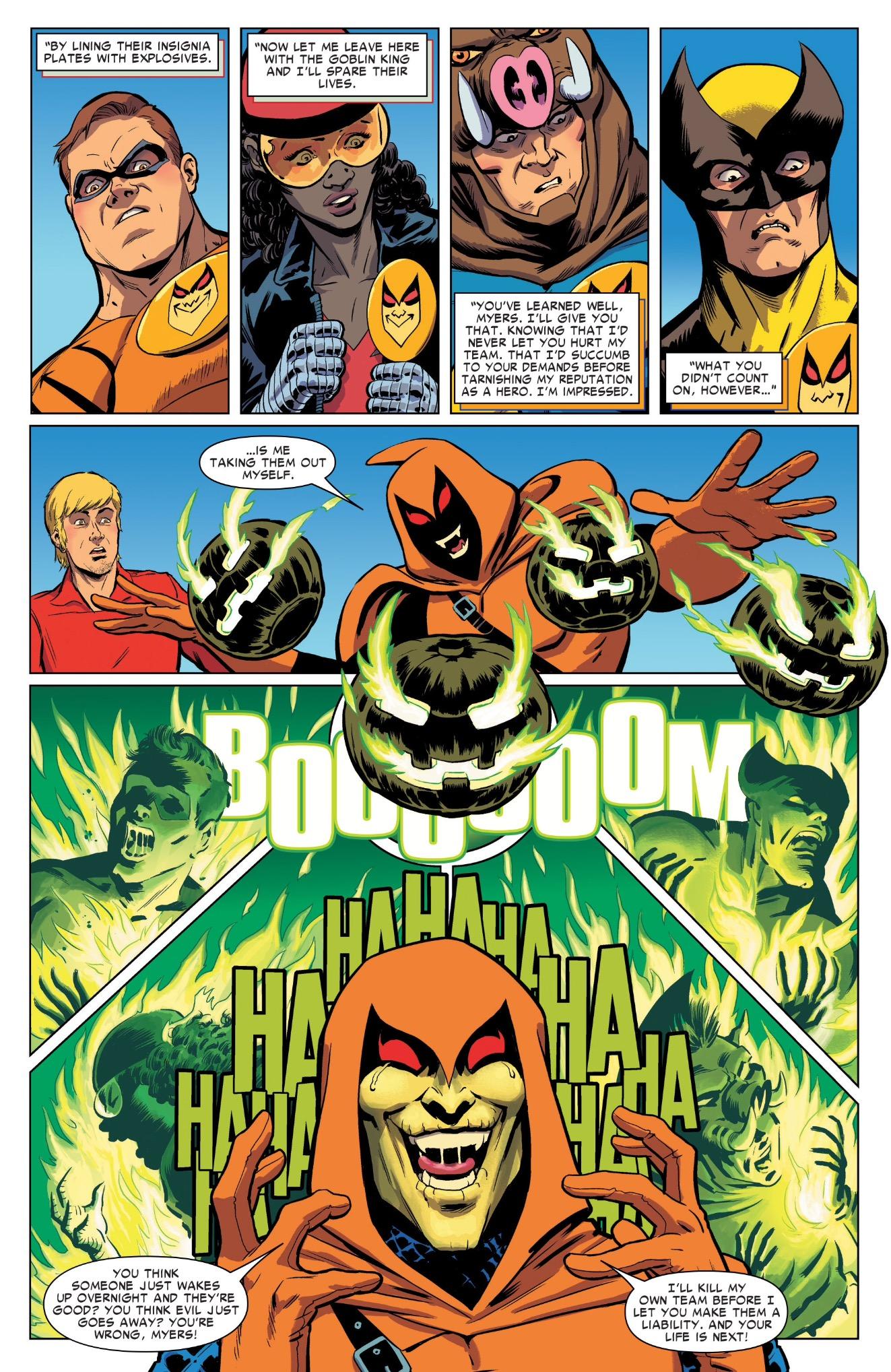 Hobgoblin Marvel Axis Axis Hobgoblin 3 04