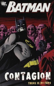 Batman contagion cover