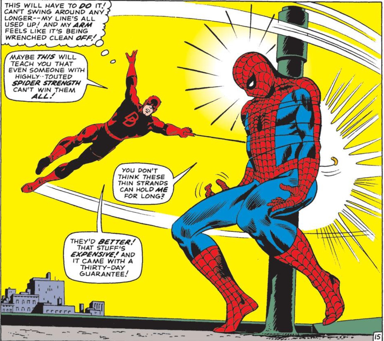 Daredevil, Spider-Man and Trading Places with John Romita