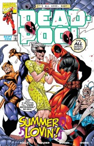 Deadpool 20 cover