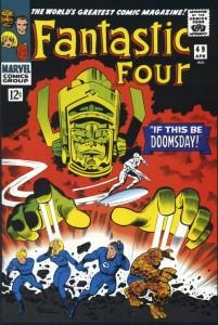 Fantastic Four 49 cover