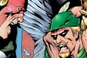 Flash Arrow banner
