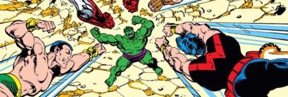 Hulk Avengers banner