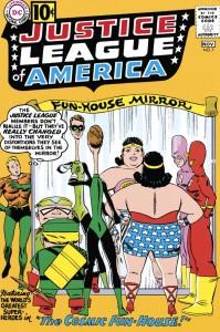 Justice Leaguf of America 7 cover