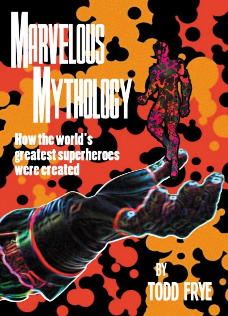 Marvelous Mythology cover
