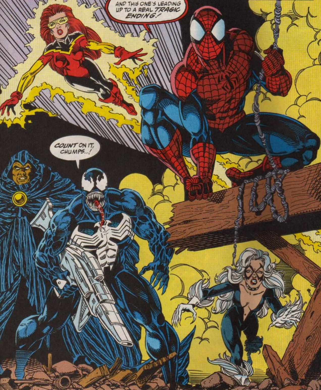 Image result for mAXIMUM carnage team venom