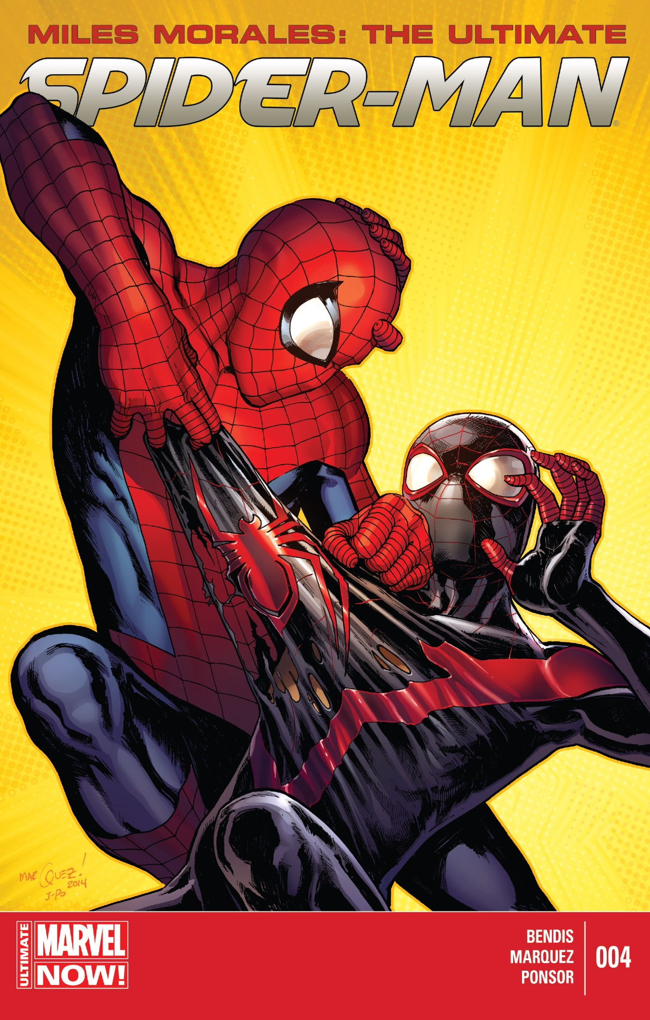 The Ultimate Guide To Paint Brush Types: Miles Morales: The Ultimate Spider-Man #4 And Getting