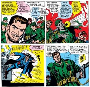 Sgt Fury Gabriels Horn