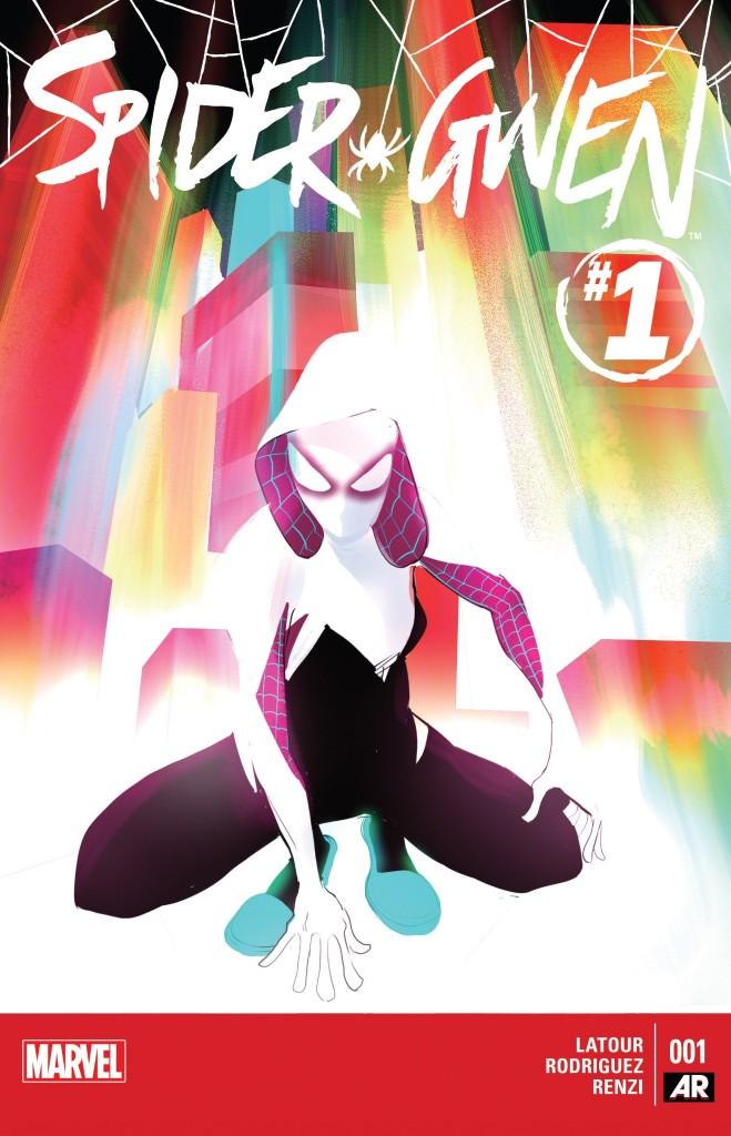 Spider Gwen 1 cover