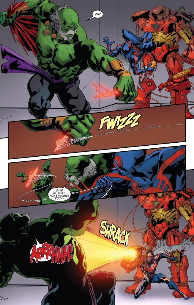 Spider-Man 2099 10 03