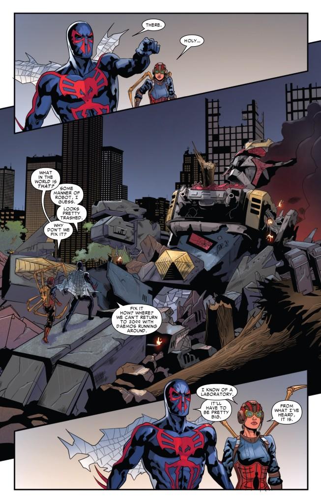 Spider-Man 2099 8 02