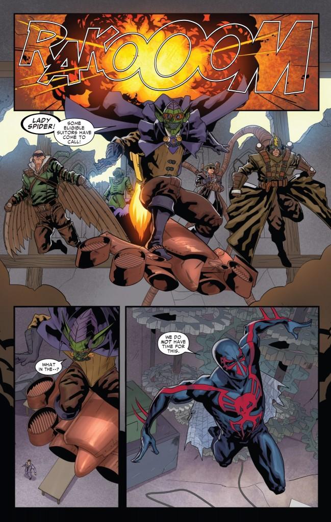 Spider-Man 2099 8 03