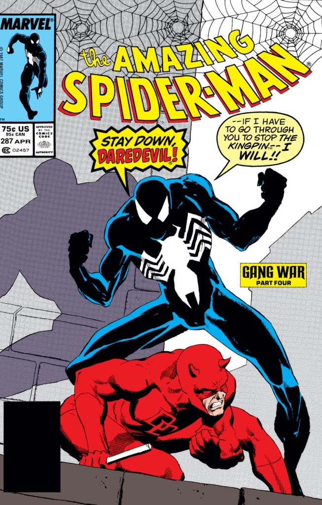 Spider-Man Gang War cover