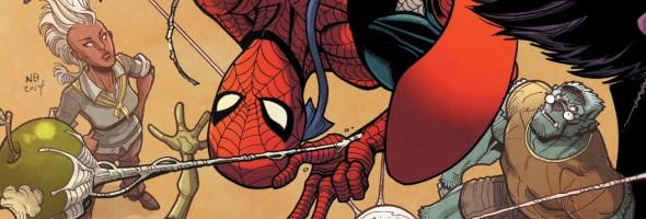 Spider-Man X-Men 1 banner