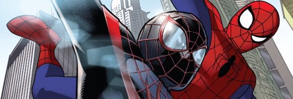Spider Verse TU 2 banner