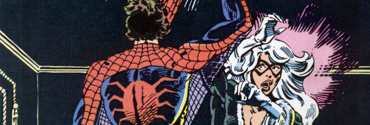 11d09d827 Black Cat Flashback: The Spider-Man/Black Cat Romance