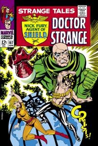 Strange-Tales-157-cover