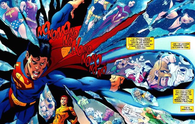 Superboy Retcon Punch
