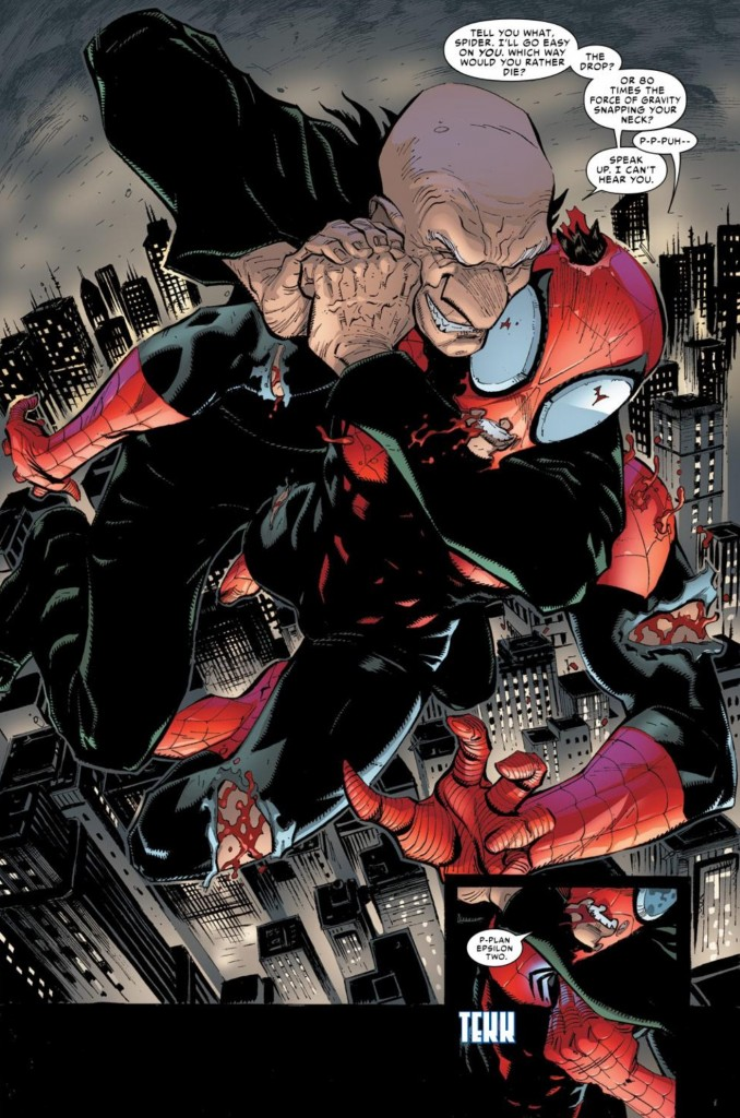 From Superior Spider-Man #3