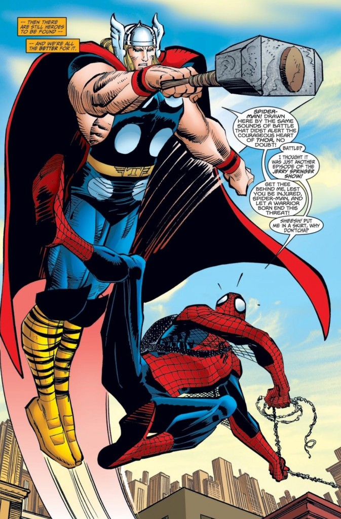 Thor_SpiderMan_01