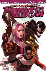 Thunderbolts 110 cover