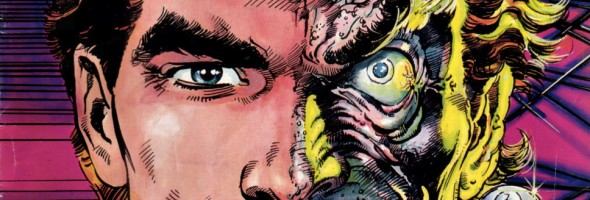 Two Face banner