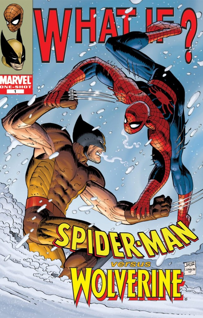 WhatIf-SpiderMan-Wolverine-cover