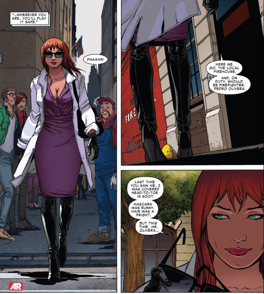 Mary Jane in Superior Spider-Man #20