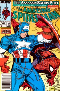 Amazing SpiderMan 323