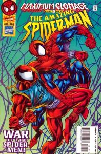Amazing Spiderman 404