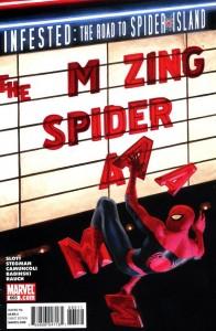 Amazing Spiderman 665